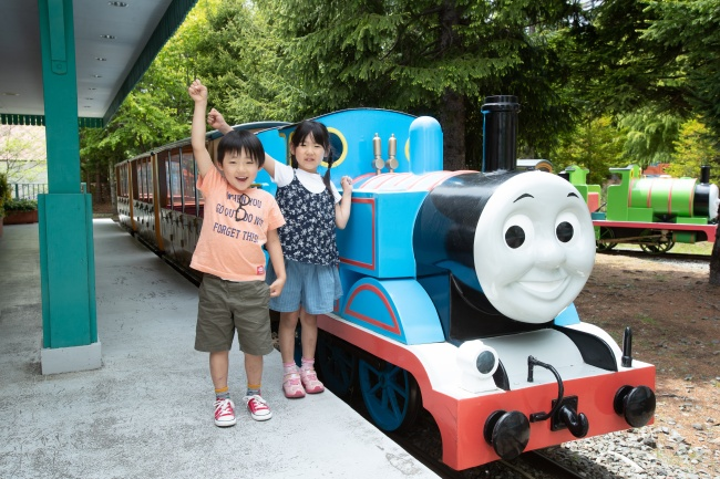 Thomas and Percy's Fun Ride