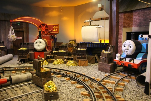 Thomas' Treasure Hunt