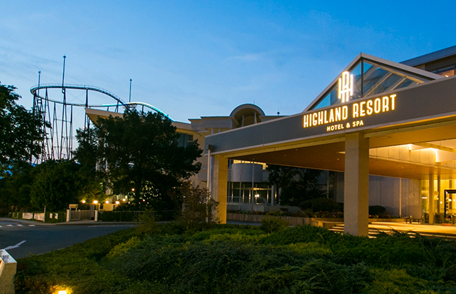 HIGHLAND RESORT Hotel & Spa